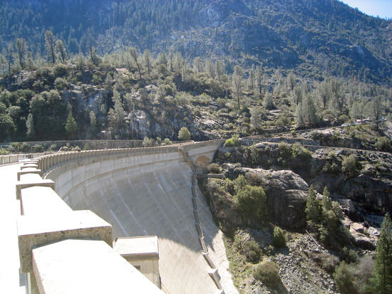 Back at the Dam