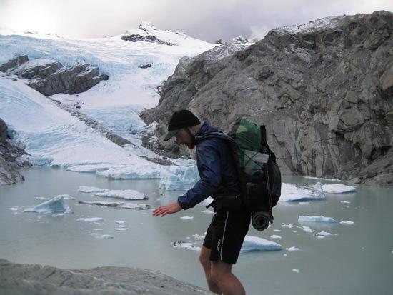 park glacier
