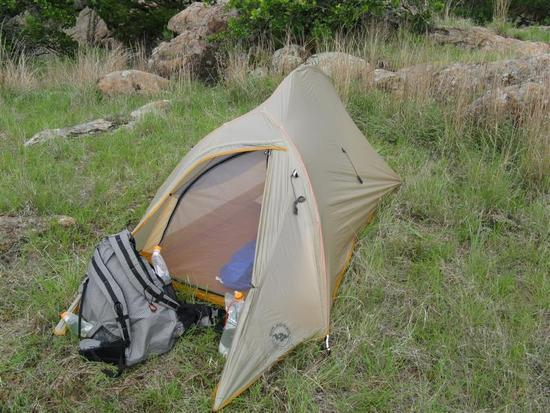 Fly Creek and UL60 Quilt