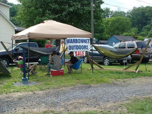 Warbonnet