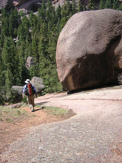 d+boulder