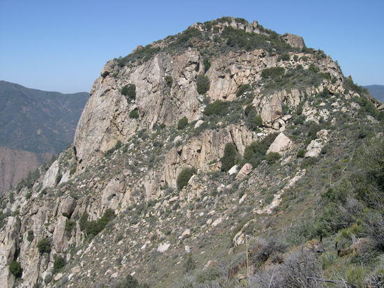 Bald Eagle Peak