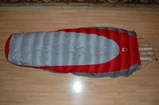 Sleeping bag 1