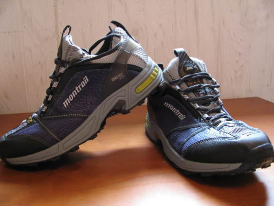Montrail Goretex Shoes