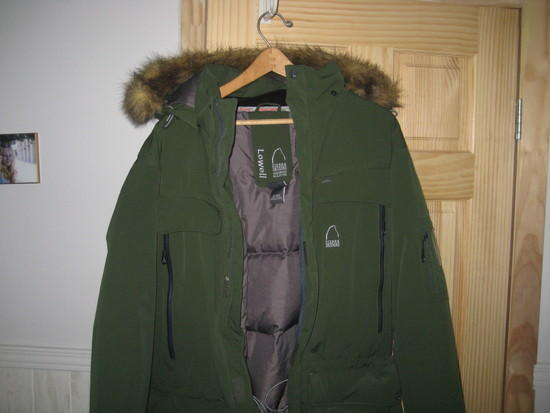 Sierra Designs Down parka
