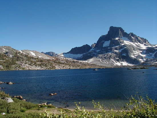 Thousand Island lake '04