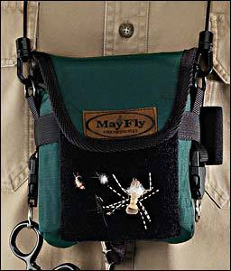 Mayfly Lanyard Pouch