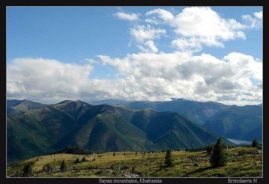 View from Karatosh