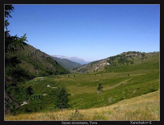 Ustyu-Eldig-Hem river