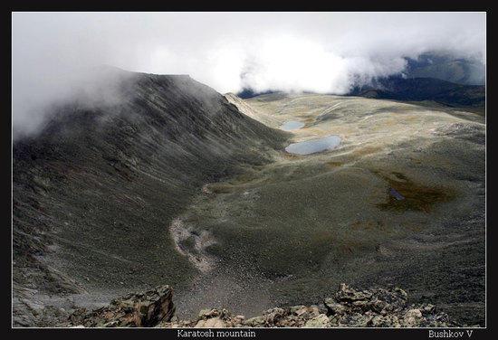 View from Karatosh mountain