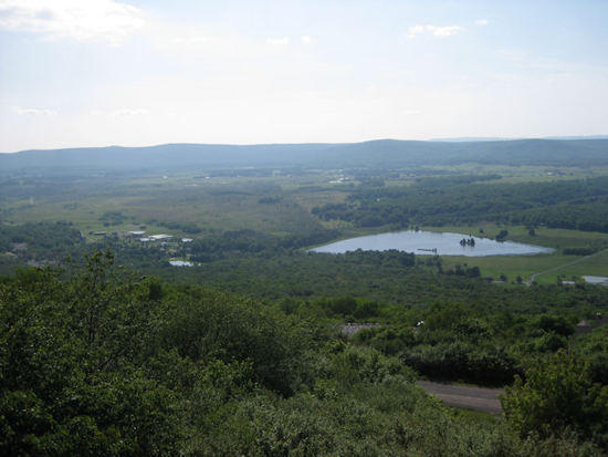 Southwestern view of Canaan Valley