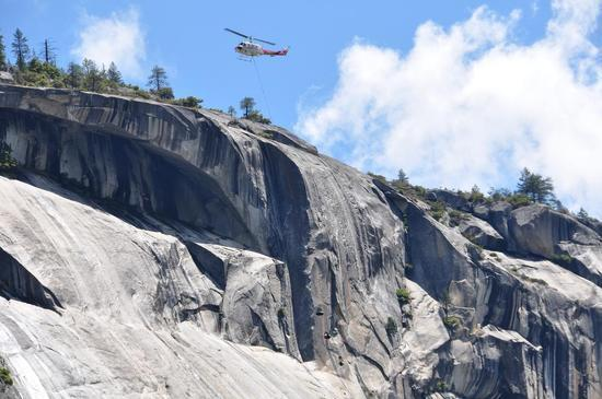 Half Dome Medical Transport