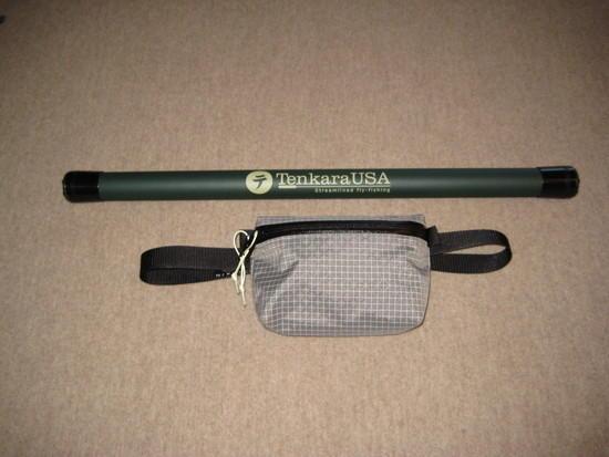 Tenkara Rod Case - MLD Pocket