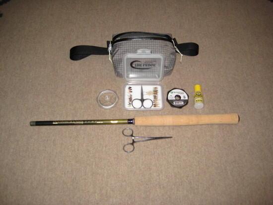 UL Fishing Kit - 2