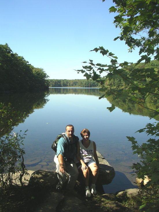 At Benedict Pond