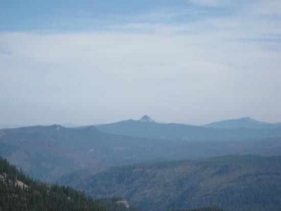 Looking Toward Alta Lake