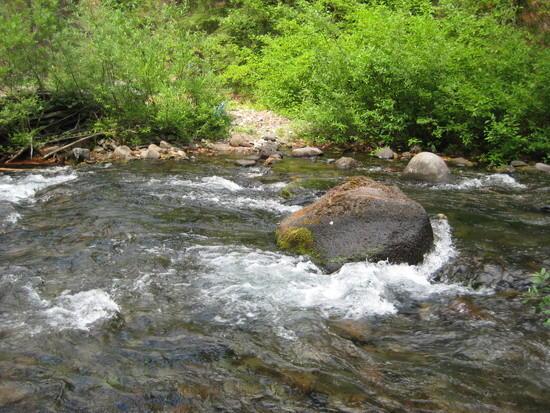 The Upper Rogue River