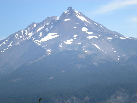 Mt Jefferson from the PCT
