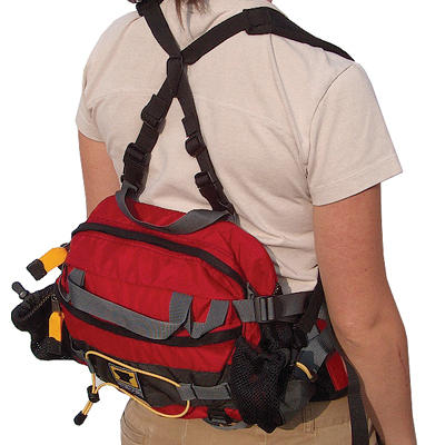 Lumbar Pack w/straps