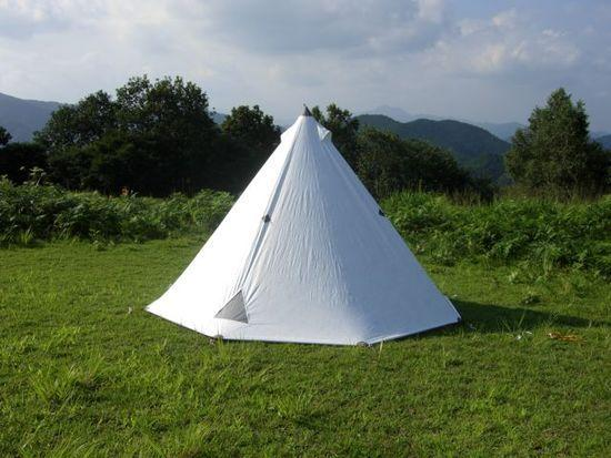 Tyvek C-ONE 0.9.5 & Tyvek mono-pole tent project - Backpacking Light