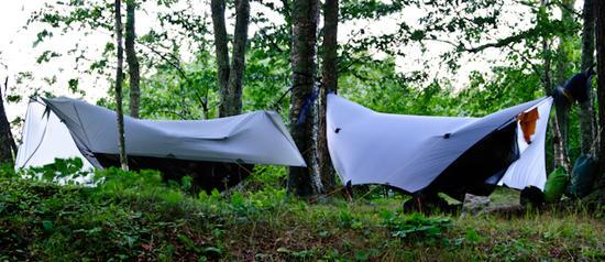 Little Carp River Camp