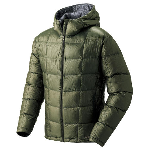 MontBell Parka 2010