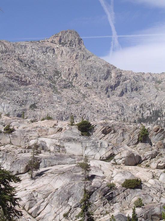 Nothin' but Granite in Seavey Pass