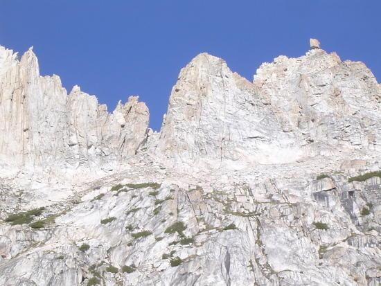 Sawtooth Ridge and The Doodad