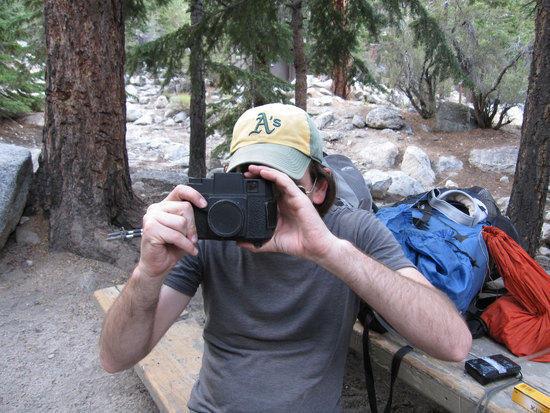 Man Behind the Camera