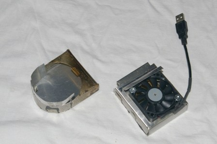 FAN AND Duct sections