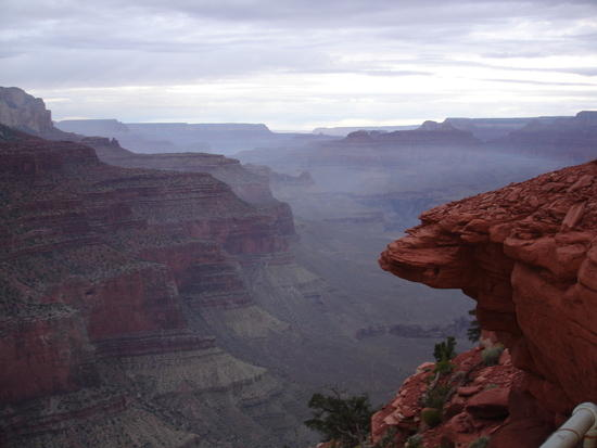 Top of South Kaibab