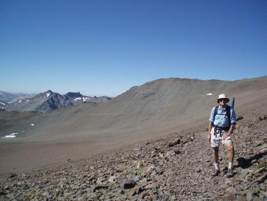 PCT south of Sonora Pass