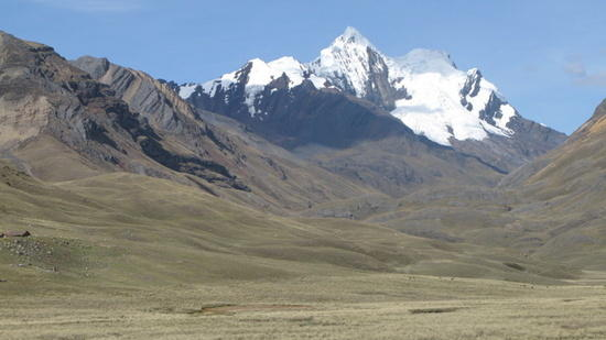 Cordillera Blanca Range, Peru