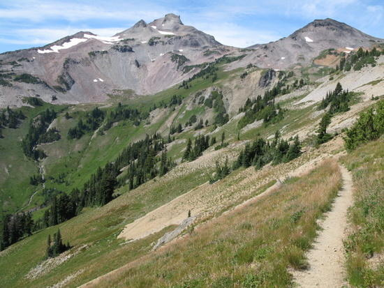 Goat Rocks Wilderness, Washington Cascades, PCT
