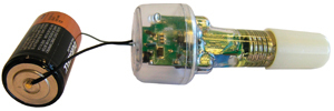 mUV water purifier