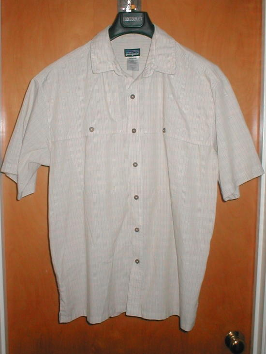 Patagonia light vented shirt Size L $20