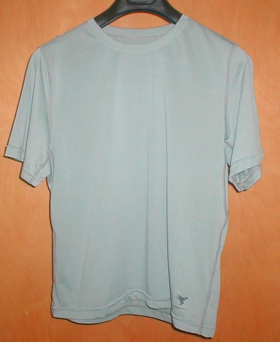 INsport Xodus T imbued with silver ions to combat smell Size M $10