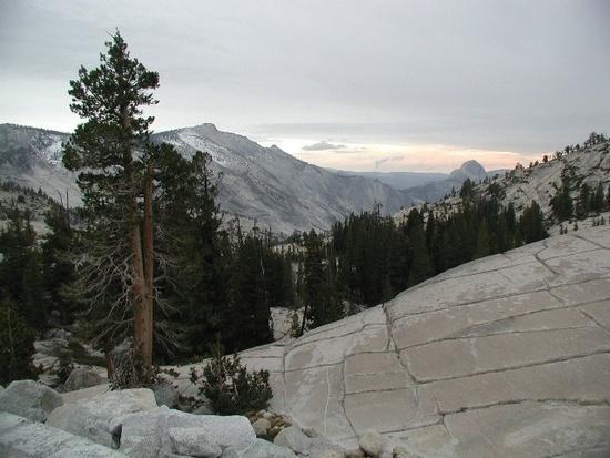 Grand Canyon of the Yosemite
