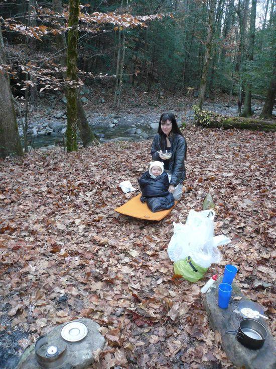 Emily's First BP Trip 3