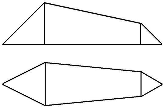 Cuben A-Frame Tent