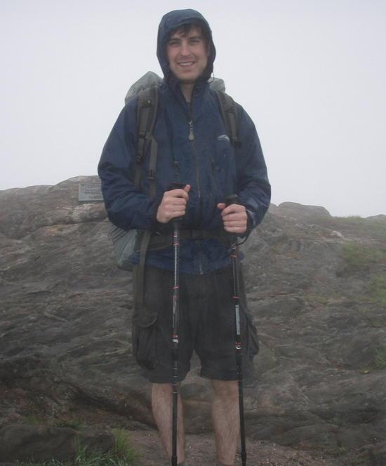 On Tennent Mtn (Art Loeb Trail)