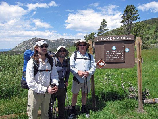 Tahoe Meadow Trail Head