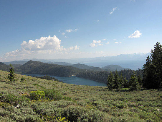 View of Marlette Lake 7823 FT