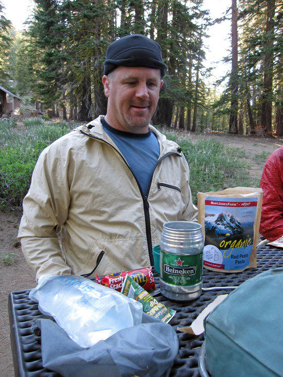 Jay's Beer Can Pot and Alcohol Stove