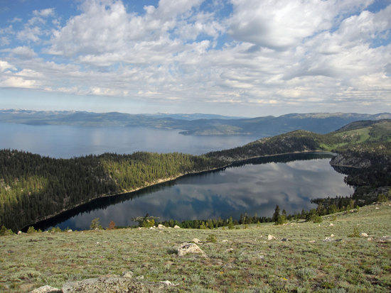 Full View of Marlette Lake