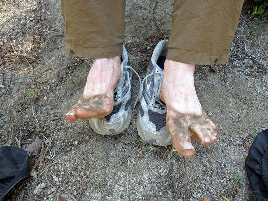 Troll Feet