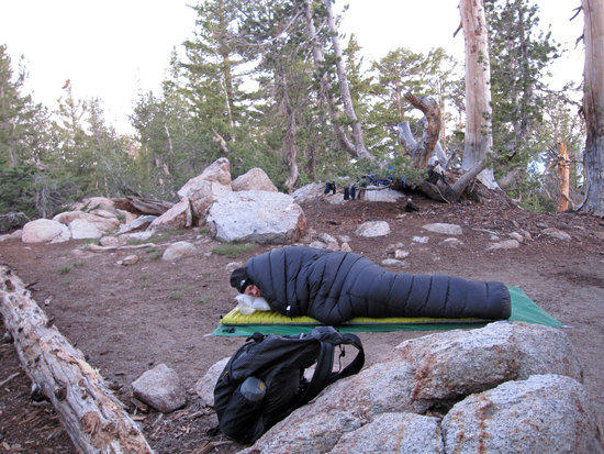 Jay's Nunatak Custom Alpinist Sleeping Bag