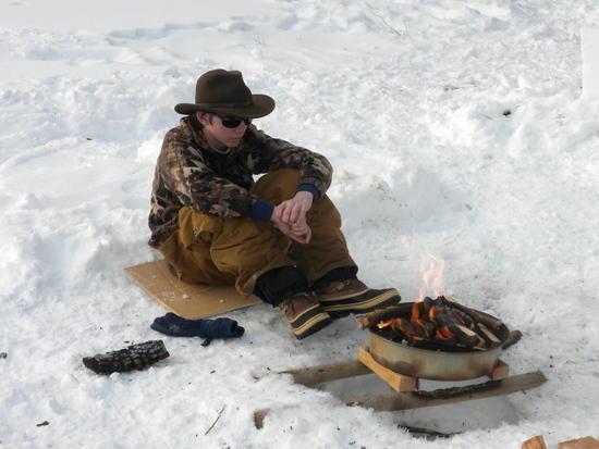 Connor campfire