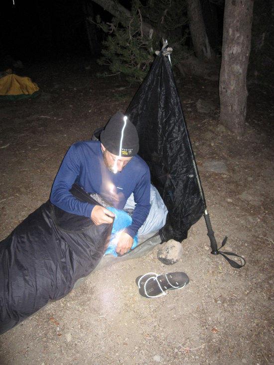 Jeremy's Bug Shelter