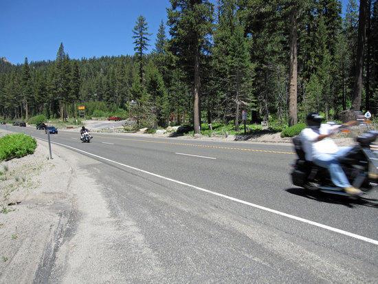Crossing Hwy 50